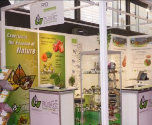 Messe Stand In Cosmetics 2019
