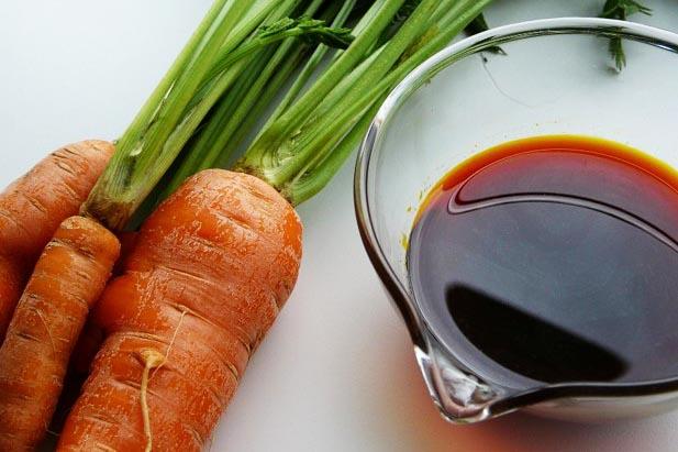 Karotten CO2-Extrakt