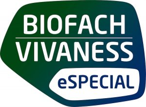 BIOFACH/VIVANESS 2021 eSpecial Logo
